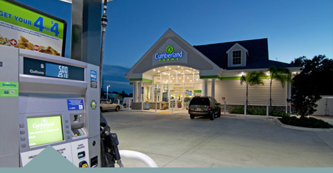 Cumberland Farms Exterior